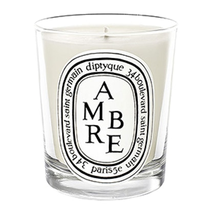 Amber Scented Candle 2.4 oz