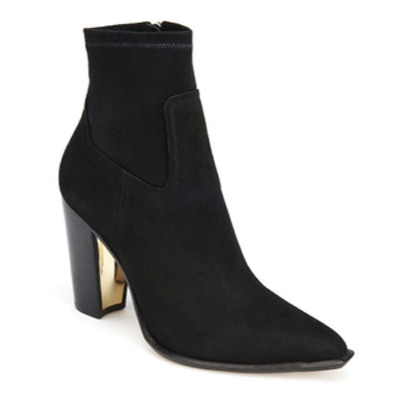 Bestie Suede Ankle Boots