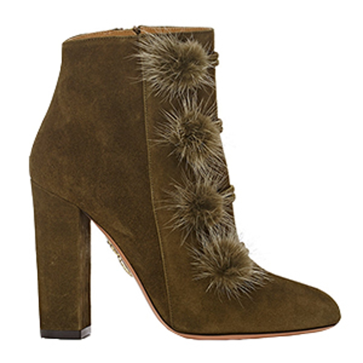 Ulyana Suede Ankle Boots