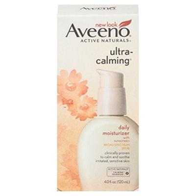 Ultra-Calming Daily Moisturizer with Broad Spectrum SPF 15