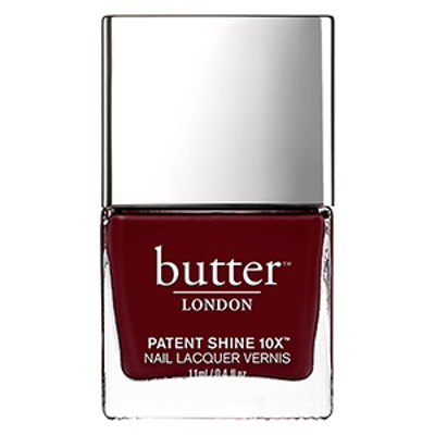 Butter London Patent Shine 10x Nail Lacquer in 'Afters'
