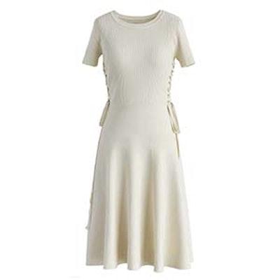 Cozy Knit Dress