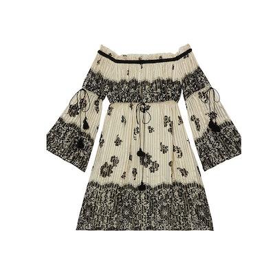 Danica Off-The-Shoulder Dress