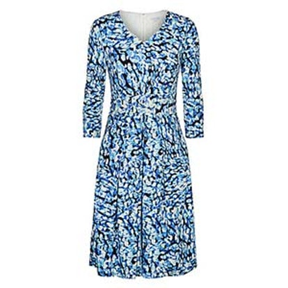 Monet Spot Dress