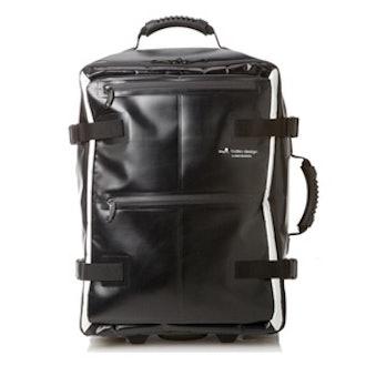 Tarpaulin Carry-On Black