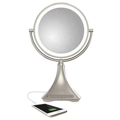 Bluetooth Vanity Mirror Speaker