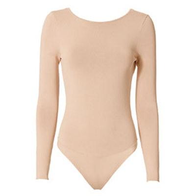 Strappy Back Bodysuit