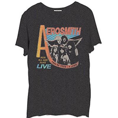 Aerosmith Live Tee