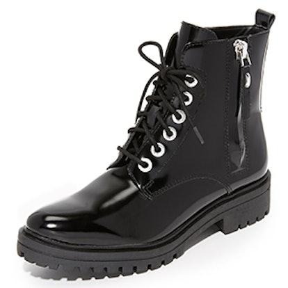 Jordana Combat Boots