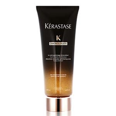 The Gommage Exfoliating Pre-Shampoo Scalp Treatment
