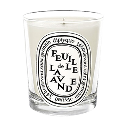Lavender Scented Candle 2.4 oz