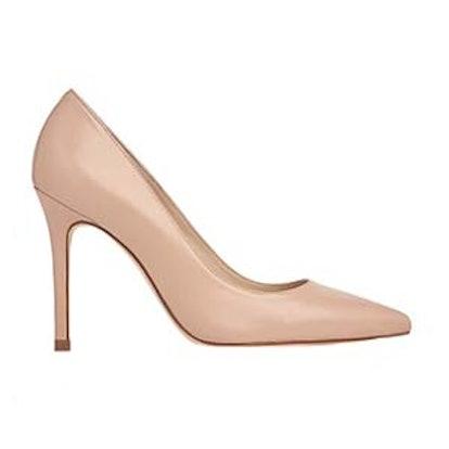 Fern Nappa Leather Heel
