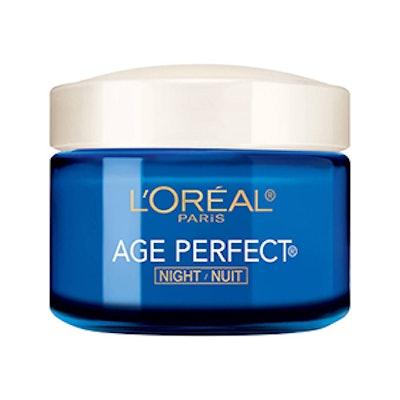 Age Perfect Night Cream for Mature Skin