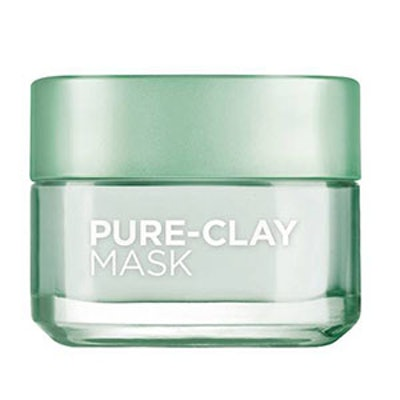 Pure-Clay Mask