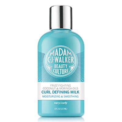 Coconut & Moringa Oils Curl Defining Milk