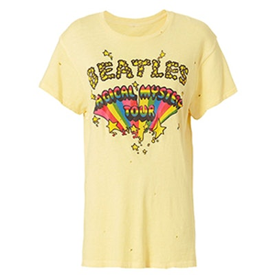 Beatles Mystery Tour Crew Tee