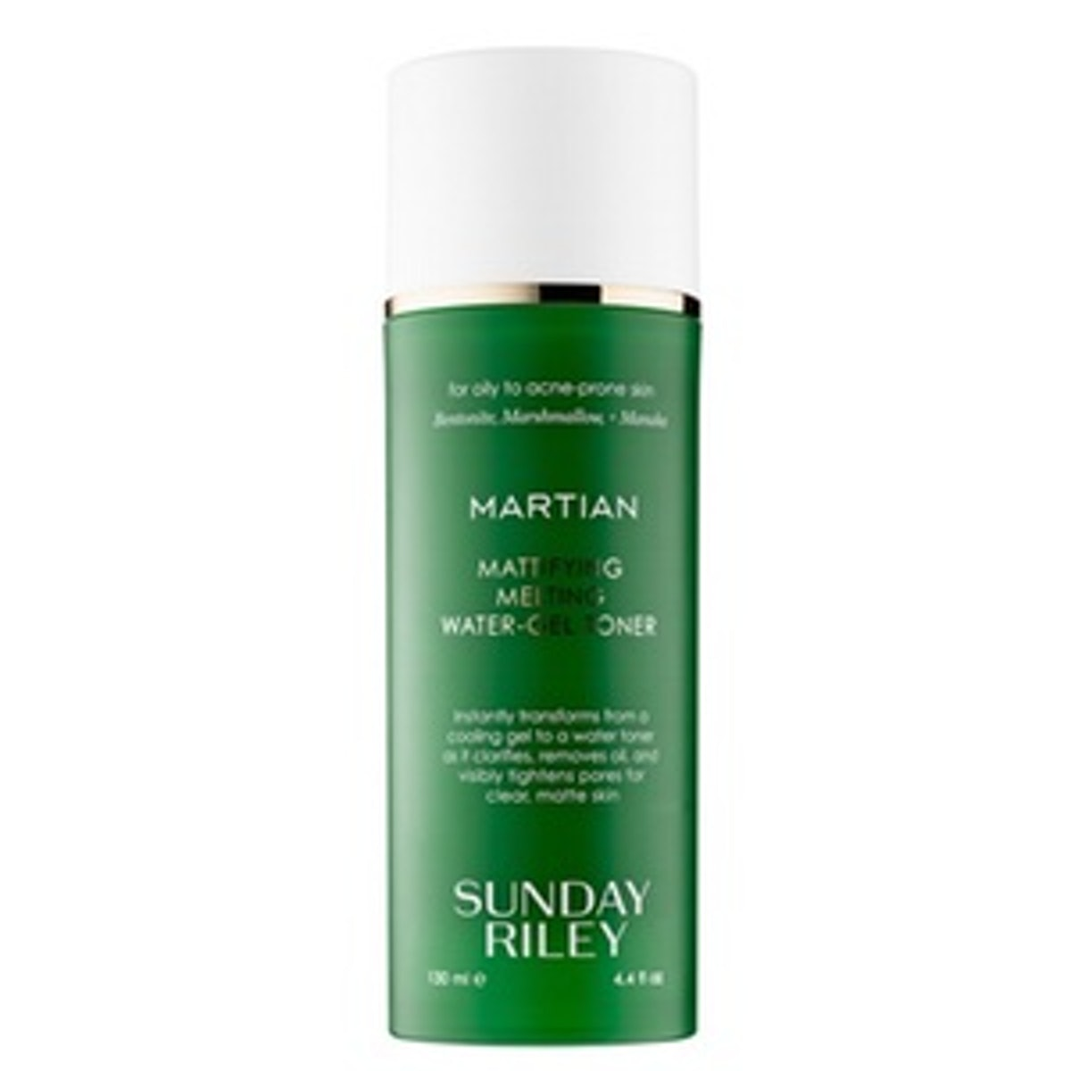 Martian Mattifying Melting Water-Gel Toner