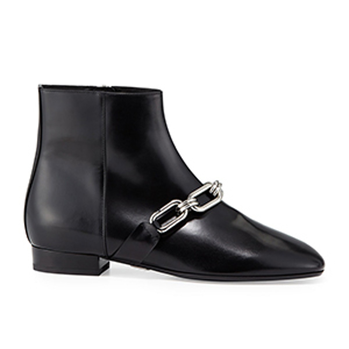 Lennox Leather Link Bootie
