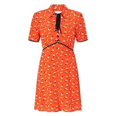 Ditsy Tea Dress