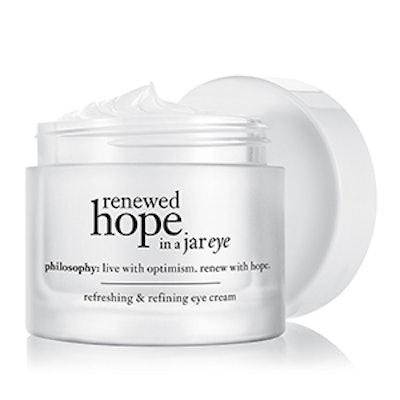 'Hope in A Jar' Eye