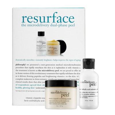 Resurface Microdelivery Peel