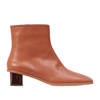 Caramel Preen Ankle Boot