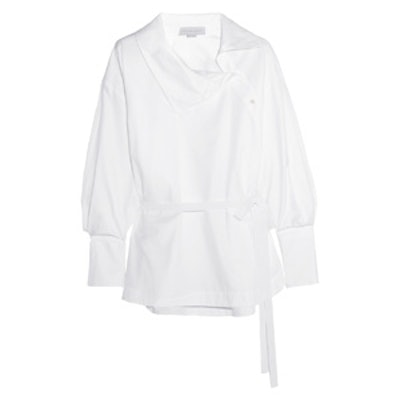 Caterina Cotton-Twill Shirt
