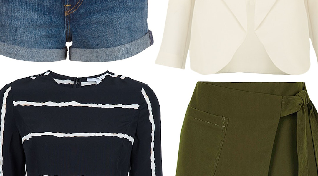 How To Wear Your Sunday Outfit On A Monday