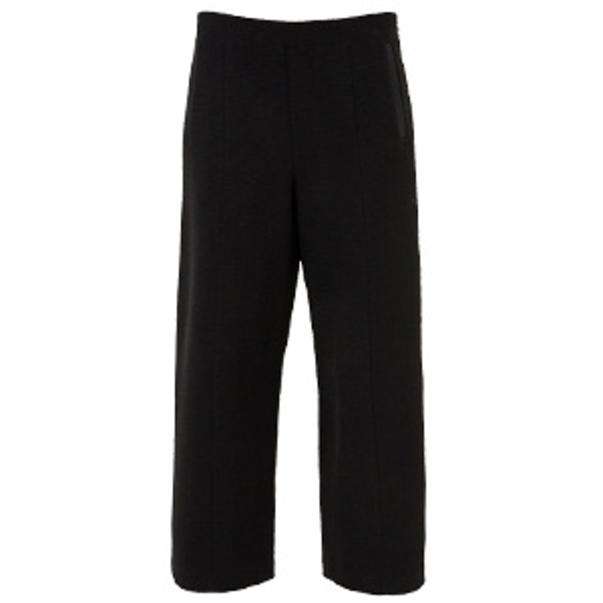 Textured Slim Fit Pants