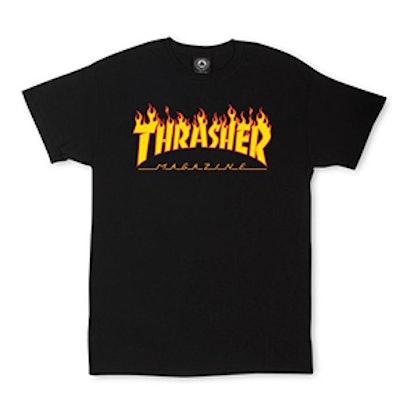 Flame Logo T-Shirt