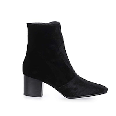 Moscow Velvet Western Boots