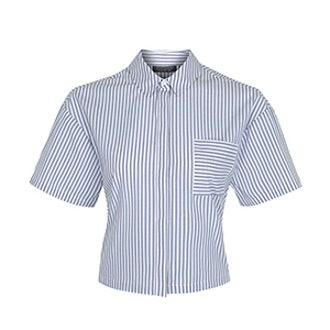 Stripe Tie Shirt