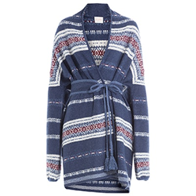 Wool And Cashmere Cardigan