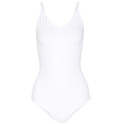 Conner Convertible Stretch-Jersey Bodysuit