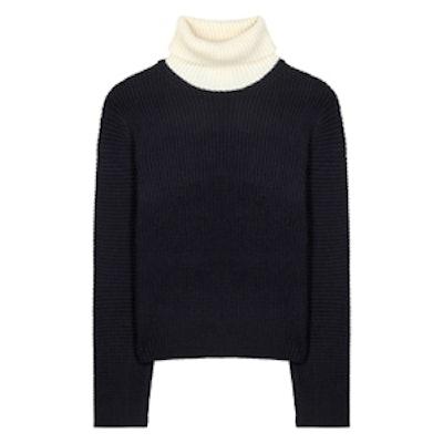 Bryn Wool Turtleneck Sweater