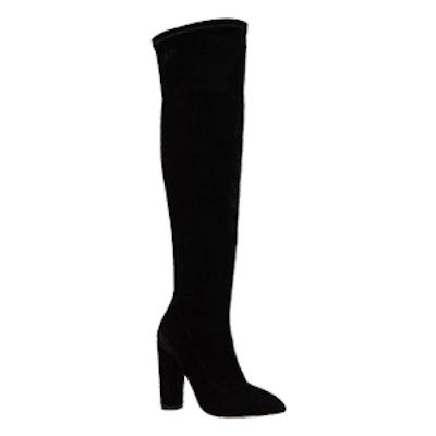 Sylvana Velvet Boot