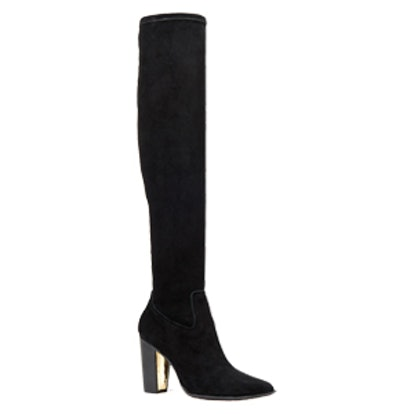 Biancaz Knee-High Suede Boots