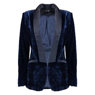 Ella Boutique Velvet Tux Blazer