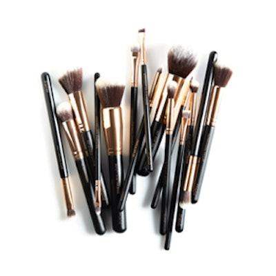 Lux Vegan Complete Brush Set