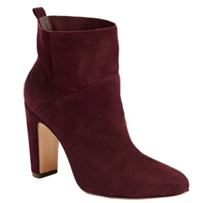 Elizabeth Suede Ankle Boots