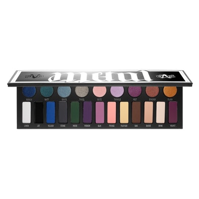 MetalMatte Eyeshadow Palette