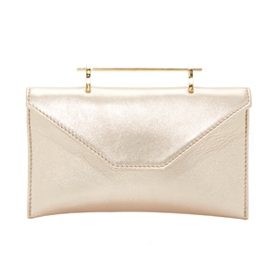 Annabelle Clutch Bag With Chain Strap
