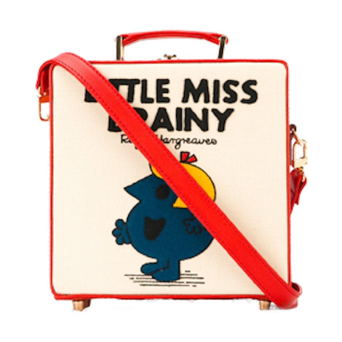 Little Miss Brainy Box Tote