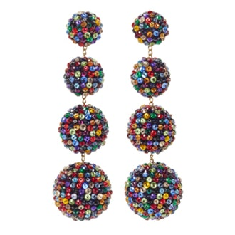 M'O Exclusive Les Bonbons Tutti Earrings