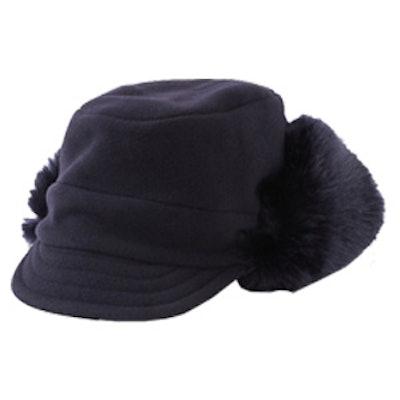 Faux Fur Trapper Cap