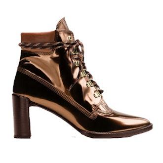 The Gigi Boot in Copper