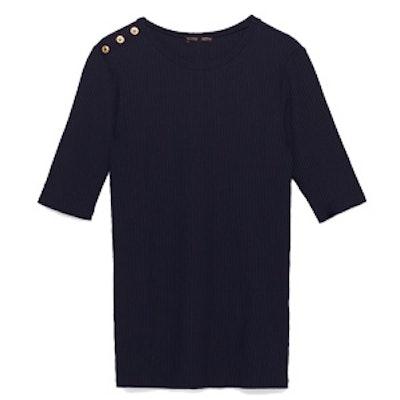 Buttoned T-Shirt