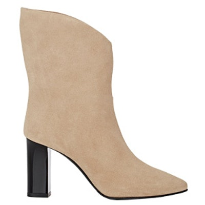 Ava Suede Ankle Boots