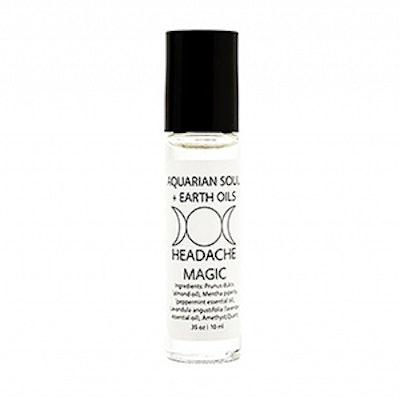 Amethyst Headache Oil