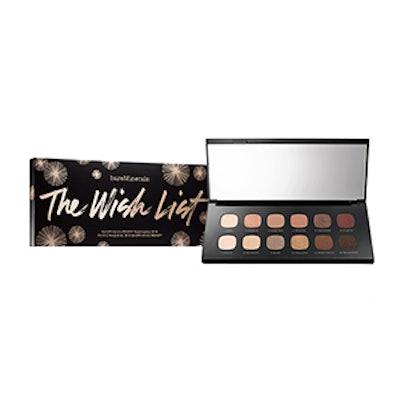 The Wish List Eyeshadow Palette